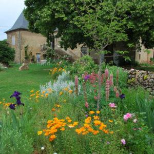 L Ostal de Benjamin jardin