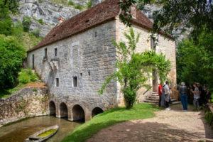 L Ostal de Benjamin Moulin fortifié de Cougnaguet à Calès