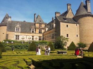 L Ostal de Benjamin Jardins et château Montal