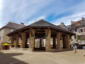 L Ostal de Benjamin Village de Martel